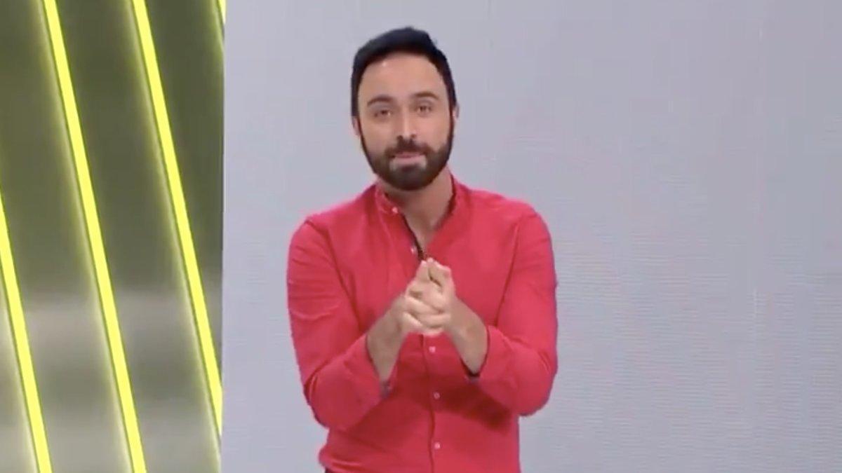 Rafa Rodrigo abandona 'Madrid directo', que pierde uno de sus reporteros más emblemáticos