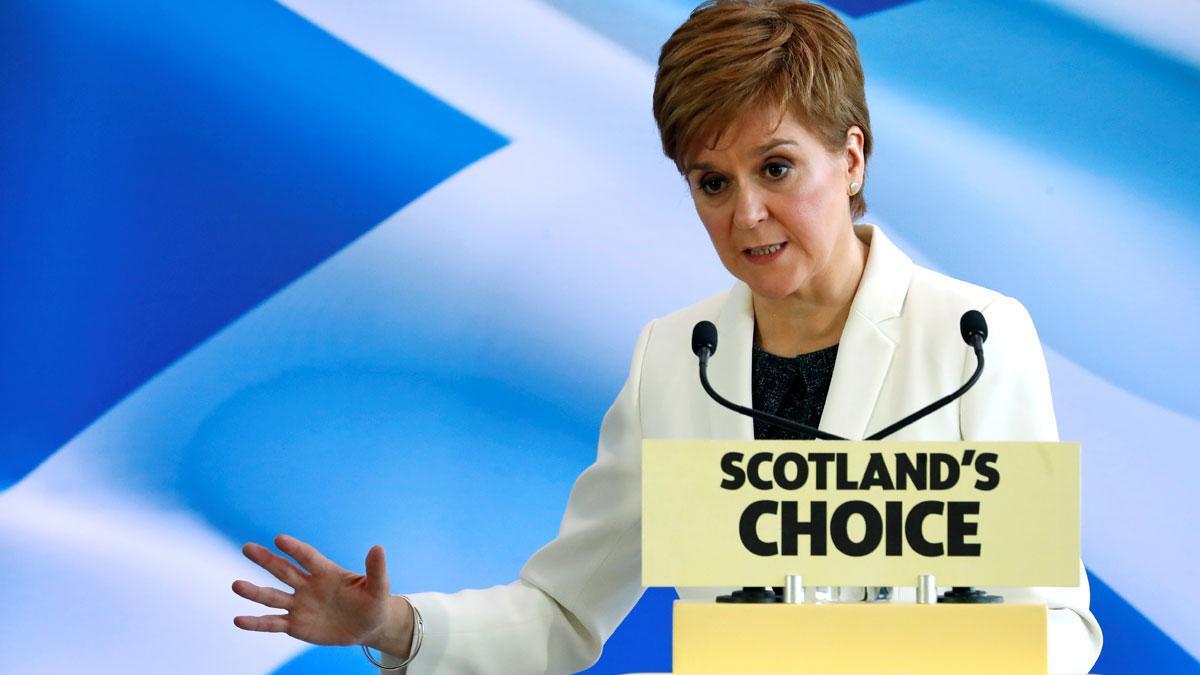 Sturgeon:Catalunya es la prueba de que si el proceso no tiene legitimidad y legalidad no puede conducir a la independencia.