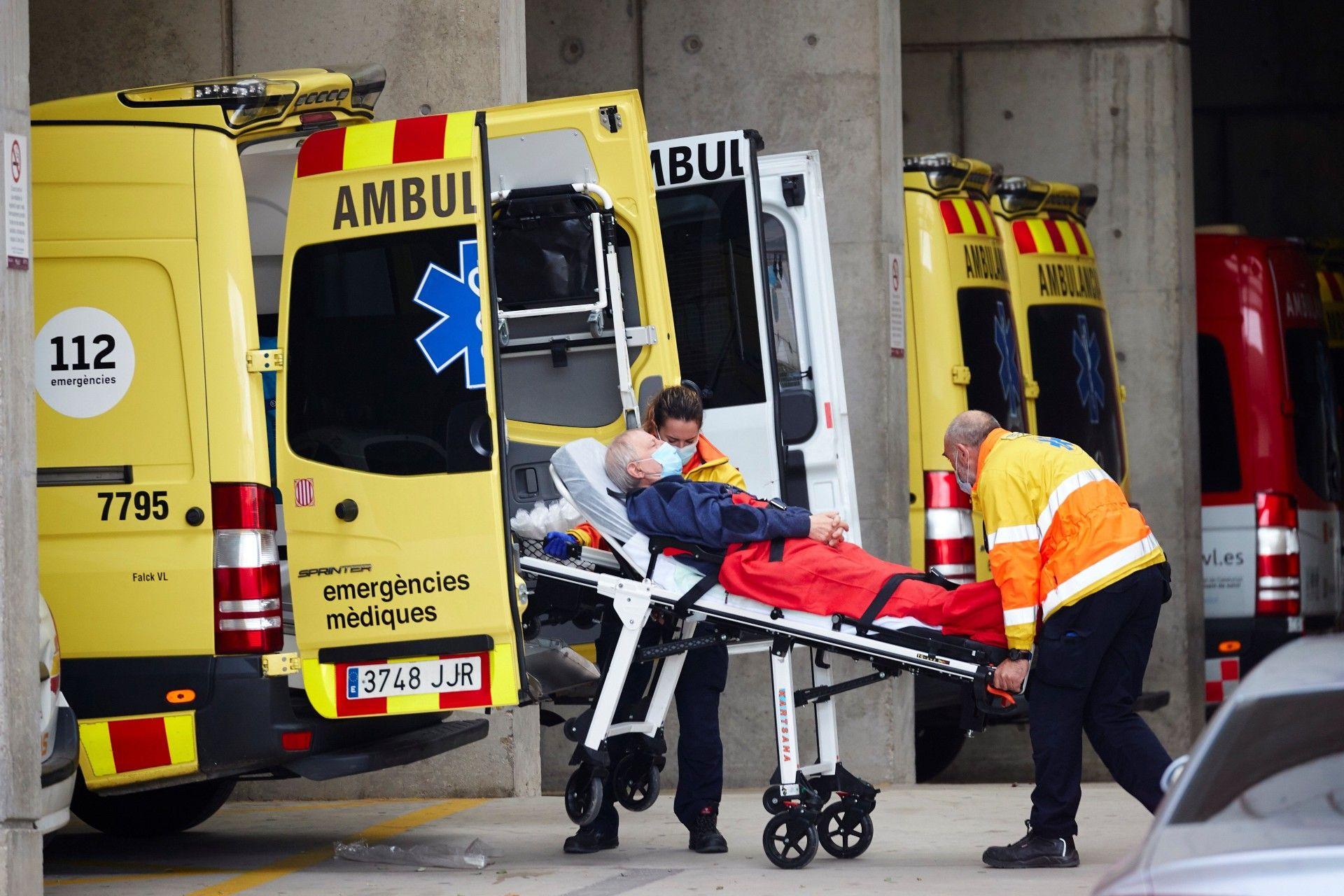 España registra el peor fin de semana con 93.822 contagios y 767 muertos