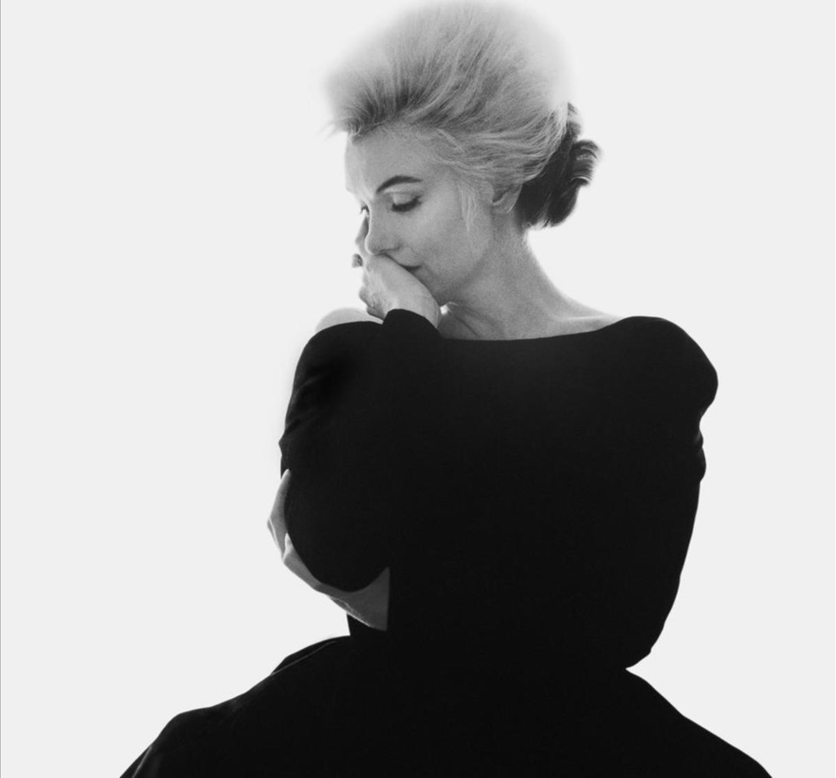 Marilyn Monroe - Última sesión fotográfica con Bert Stern