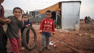 La infància es gela a Síria
