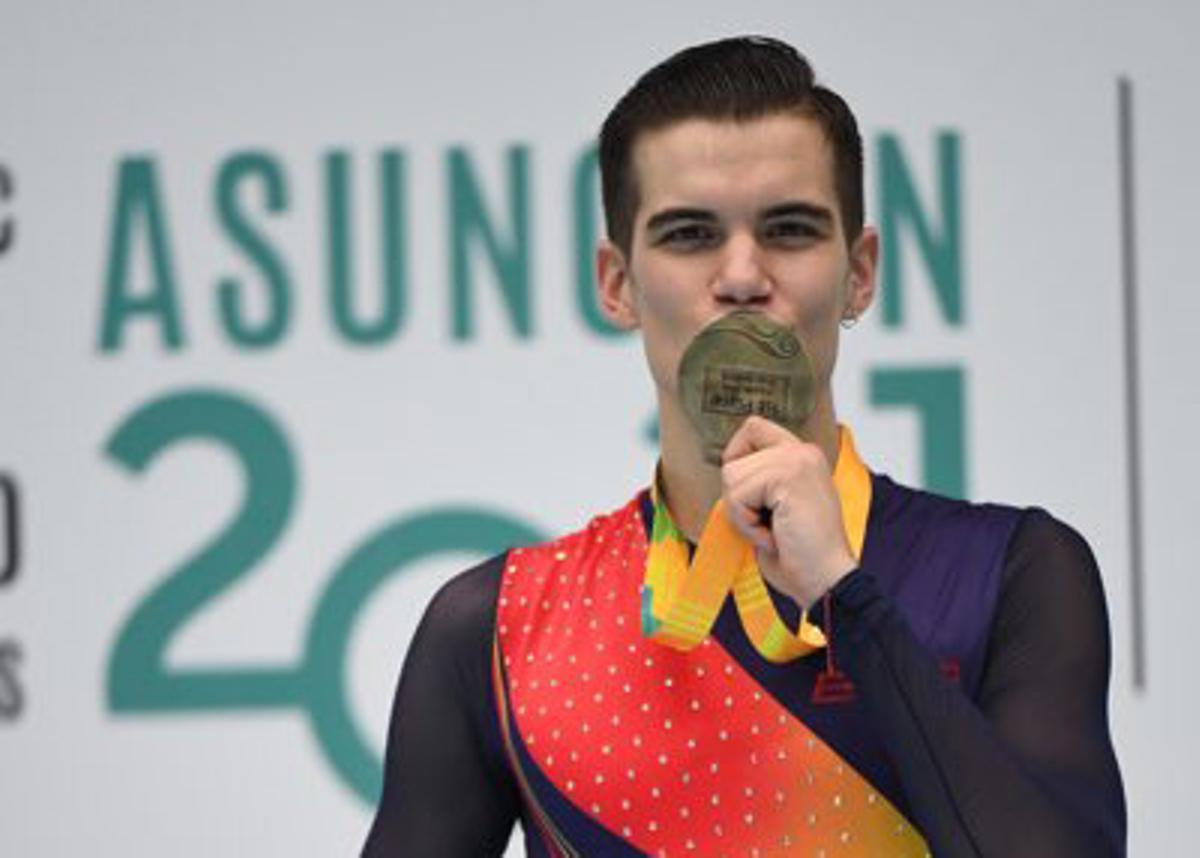 El paretano Pau Garcia se proclama campeón del mundo