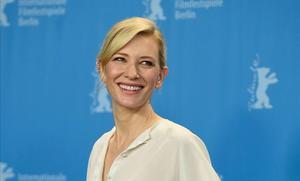 Una imagen de archivo de laactriz australiana Cate Blanchett.