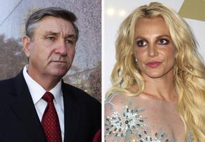 Jamie Spears y su hija se enfrentan en los tribunales.