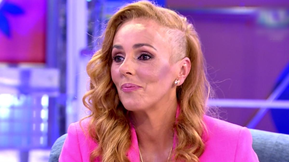 Rocío Carrasco en 'Sálvame'