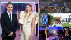 Los presentadores y la casa de la nueva edición de 'Big Brother' en Países Bajos y Bélgica.