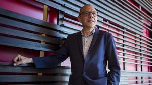 El exdirector del Teatre Lliure Lluís Pasqual.