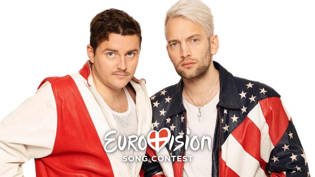 Fyr & Flamme, representantes de Dinamarca en Eurovisión 2021.