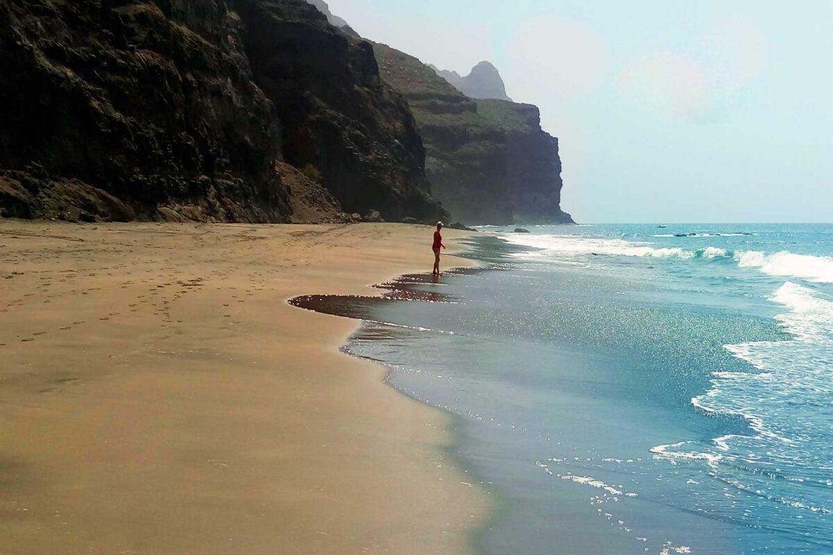 Guguy, el paraíso que Gran Canaria quiere convertir en Parque Nacional