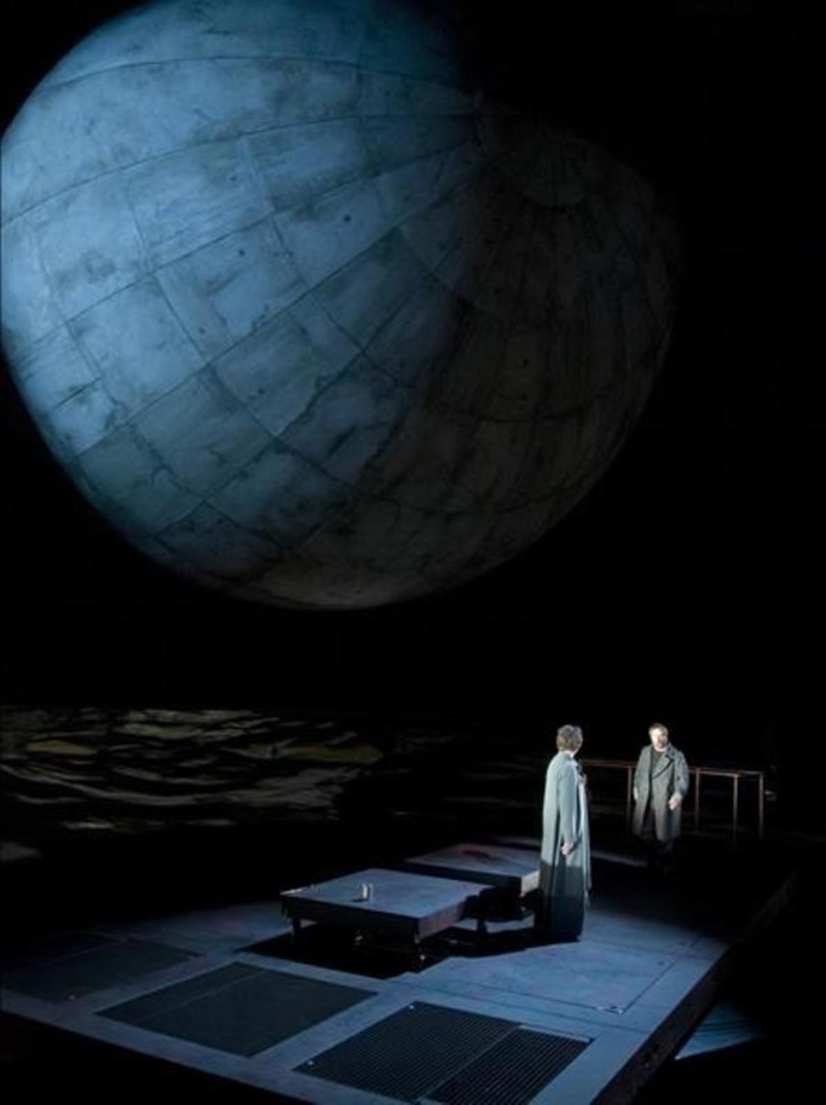 'Tristán e Isolda' en clave hipnótica