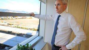 Eduard Mendiluce, CEO de la empresa Anticipa