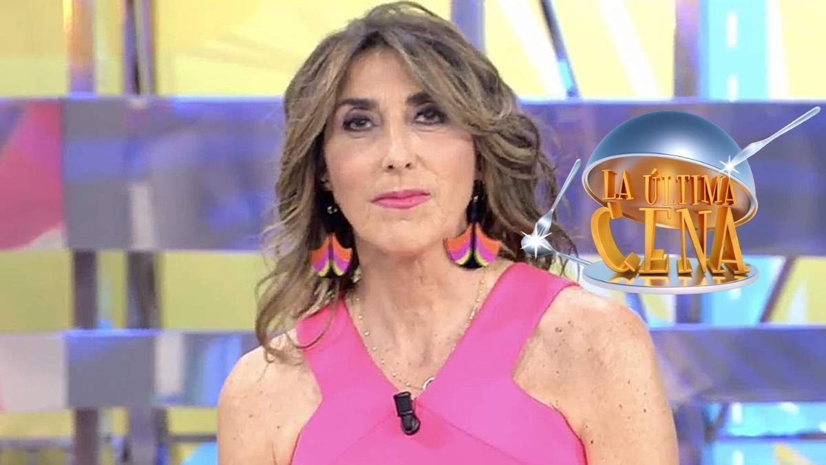 Paz Padilla presentará 'La última cena'