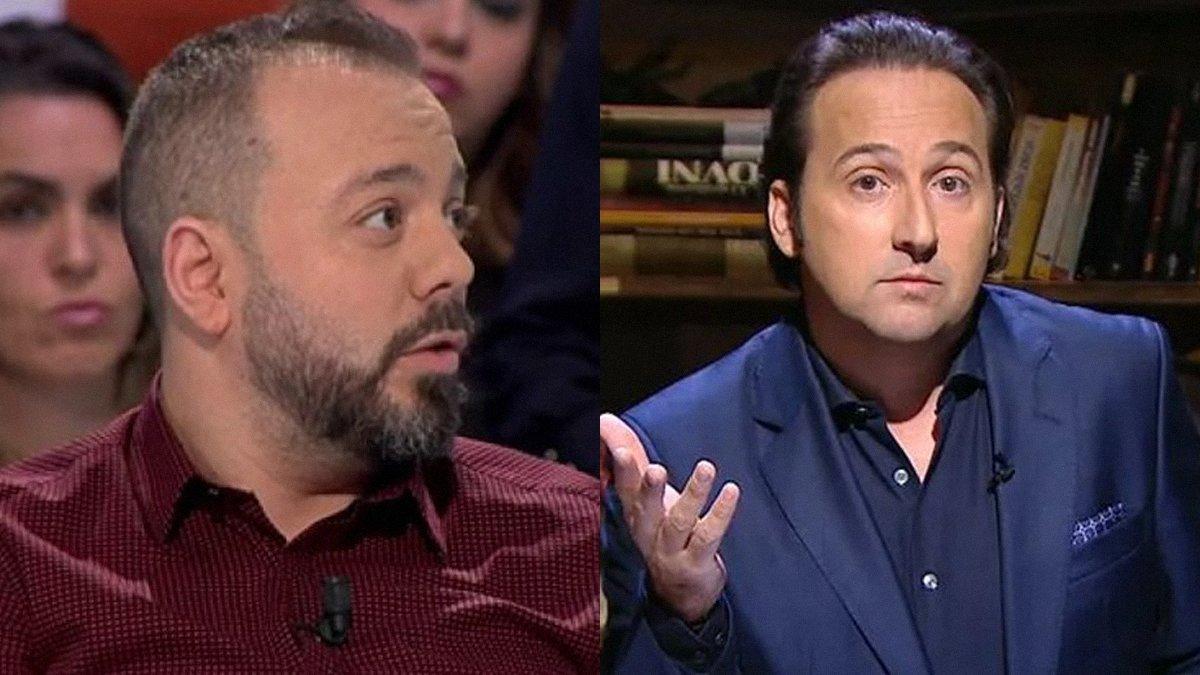 """Antonio Maestre opina sobre Iker Jiménez: """"Se ha convertido en un gurú de la extrema derecha"""""""