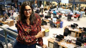 Clara Jimenez, cofundadora de Maldito Bulo.
