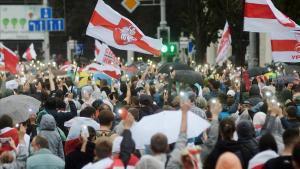 Més de 250 detinguts en les protestes de l'oposició a Bielorússia