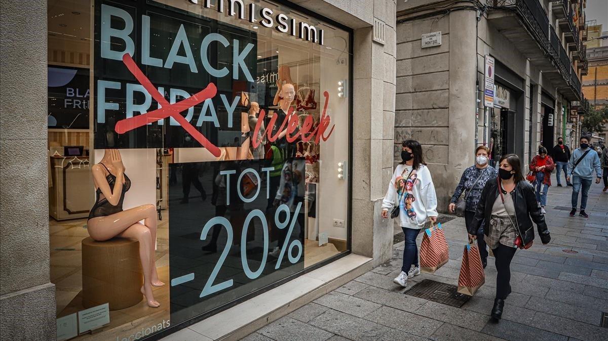 El Black Friday y el comercio de proximidad