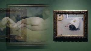 La muestra 'Ramon Casas, la modernidad anhelada' del Museo Maricel de Sitges