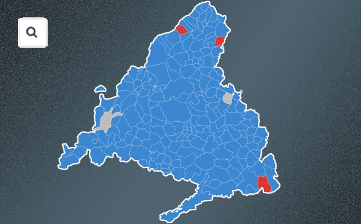 Resultats de les eleccions a Madrid 2021: ¿Qui ha guanyat a cada municipi?