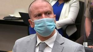 Chauvin, l'agent que va matar George Floyd, sentenciat a 22 anys i mig de presó