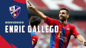 L'Osca fitxa Enric Gallego, un obrer català del futbol