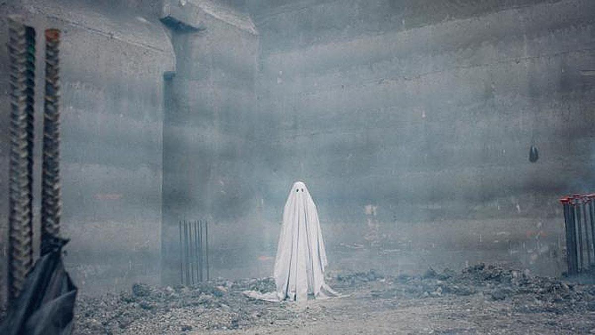 Tráiler de 'A ghost story'.(2017)