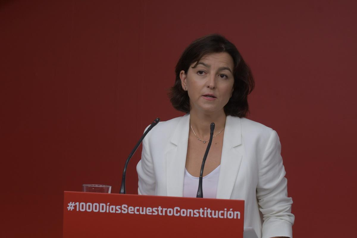 Eva Granados: la número dos del PSC fa el salt a Madrid