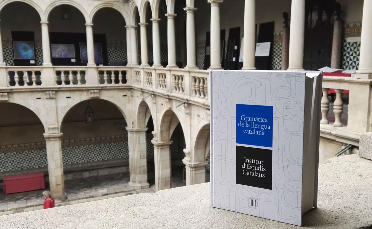 La nueva 'Gramàtica de la llengua catalana' del IEC.