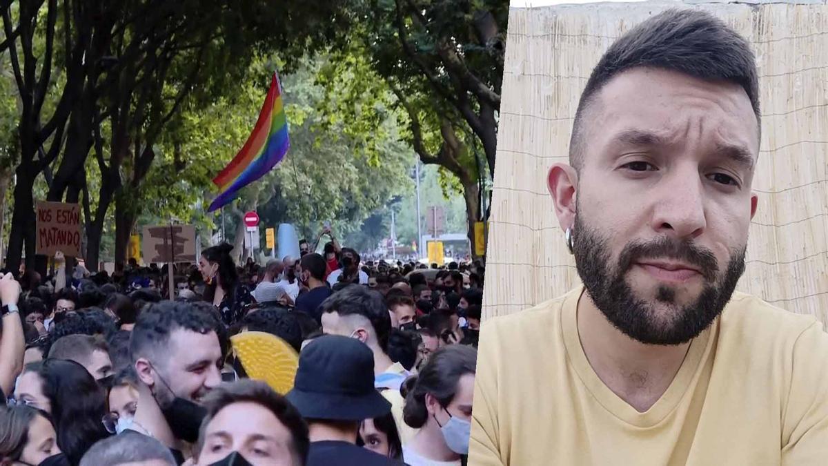 #YoSiTeCreo LGTBI, el hashtag que visibiliza las agresiones lgtbifóbicas.