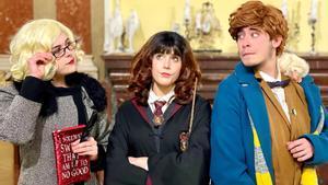 Los personajes de Harry Potter pasarán este mes por las Galeries Maldà.