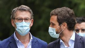 Casado: 'El Govern ha descuidat la salut dels espanyols'