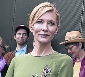 Blanchett  revela idil·lis amb dones