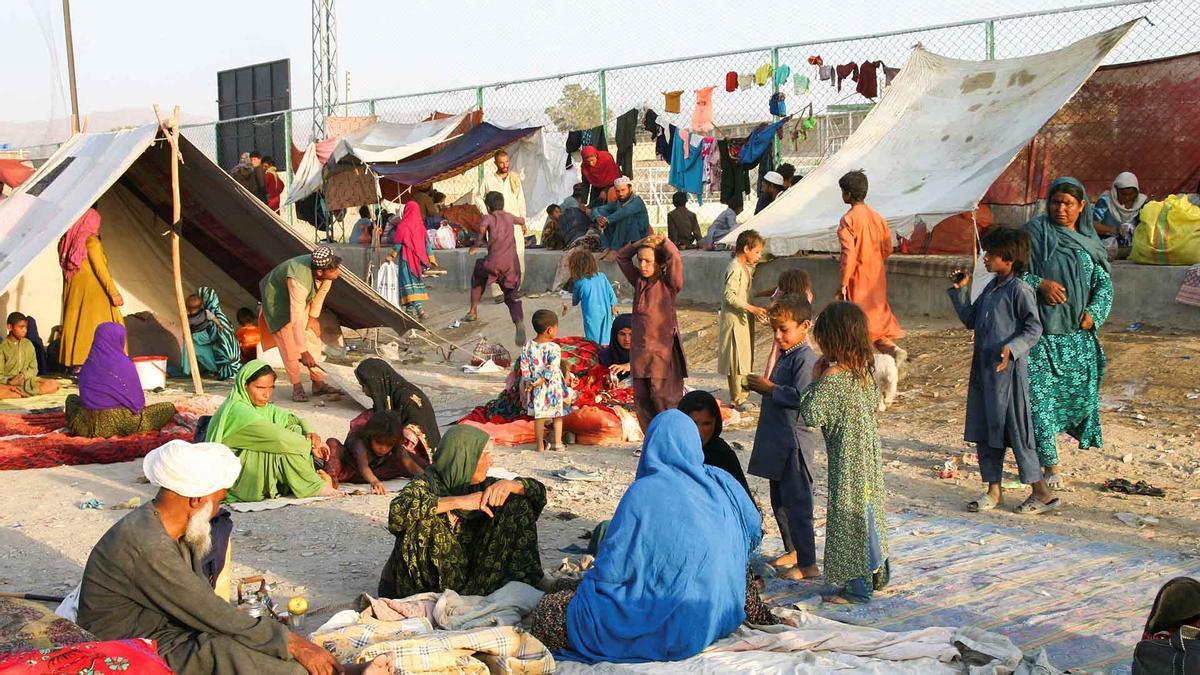 Aumenta la crisis económica en Afganistán tras la llegada de los Talibanes