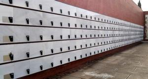 El cementiri municipal de Sabadell ja disposa de 600 nous columbaris per a cendres
