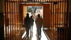 Actividades en la Modelo, enla tarde inaugural de las instalaciones abiertas al público.