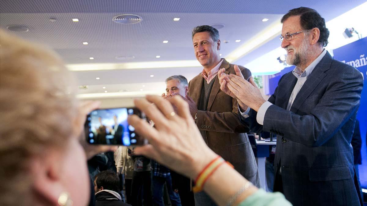 Rajoy ha subrayado hoy que el artículo 155 de la Constitución se está aplicando con total normalidad.