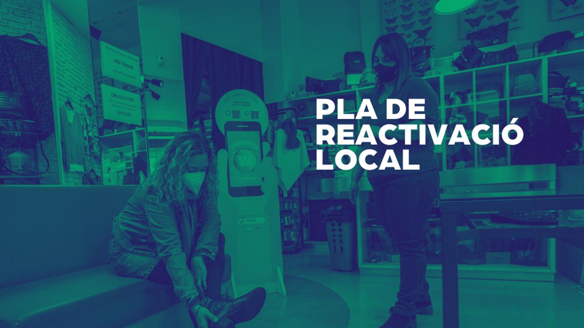 Viladecans pone en marcha una web para seguir su plan de reactivación local