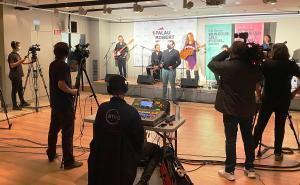 Grabación del concierto de Tori Sparks y Calamento, que ya puede verse 'on line'.