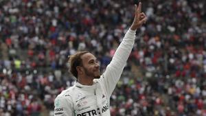 Hamilton gana el Mundial de Fórmula 1 por quinta vez