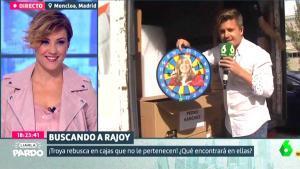 Mudanza en La Moncloa ('Liarla Pardo').