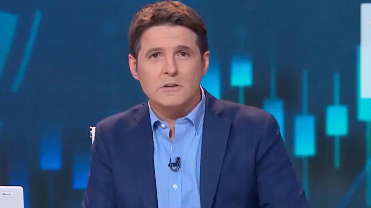 Jesús Cintora termina en TVE con balance negativo: sin ganar nunca a Ferreras y perjudicando al Telediario