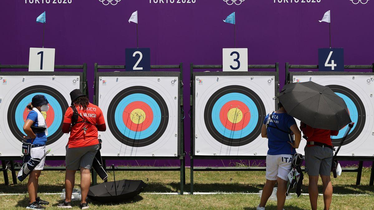 La sud-coreana An bat en tir amb arc el primer rècord olímpic d'aquests Jocs
