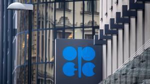 Vista de la sede de la Organizacion de Paises Exportadores de Petroleo (OPEP)en Viena,Austria.