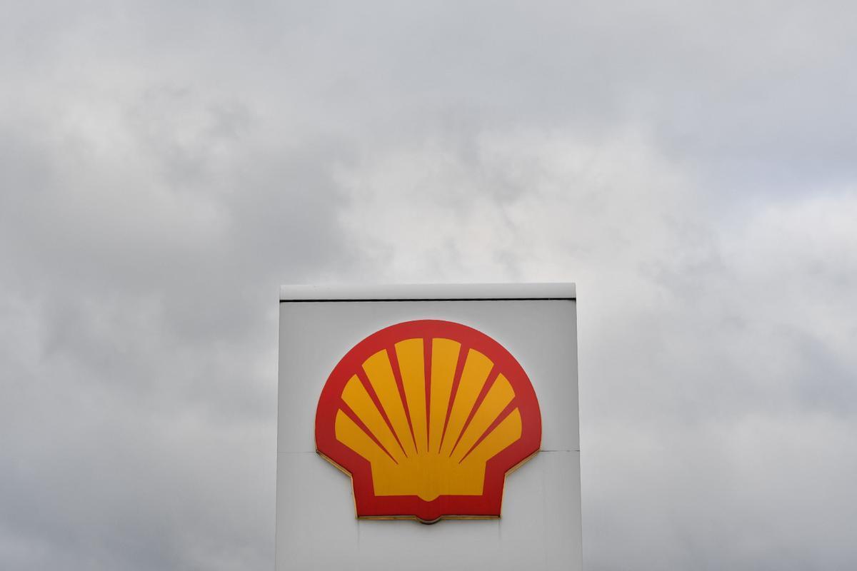 Logo de Shell.