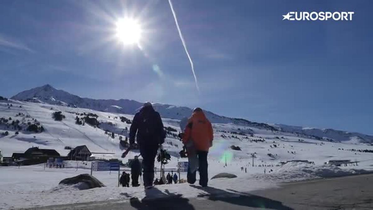 Vídeo del programa de Eurosport 'Rumbo a PyeongChang' dedicado a la paralímpicacatalana Astrid Fina.