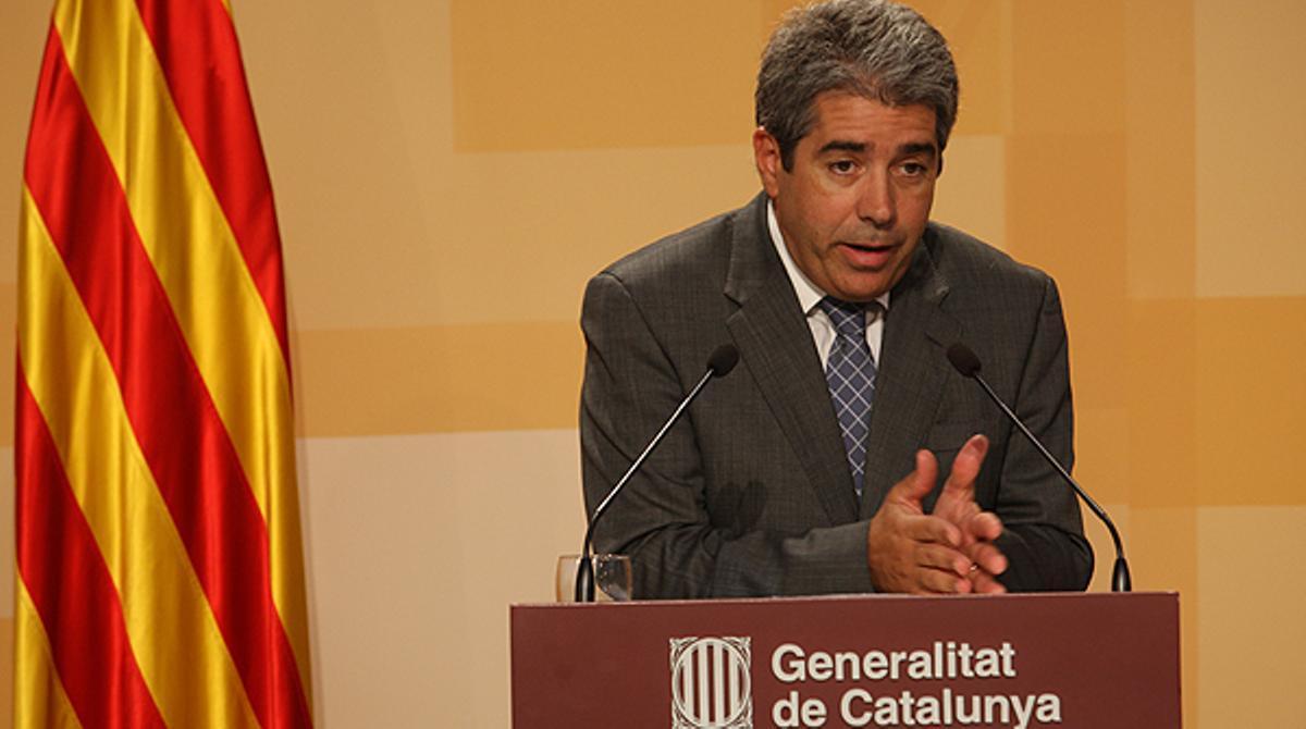 Homs: Nosotros no perseguimos quimeras, aportamos soluciones