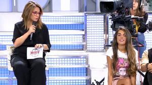 """Toñi Moreno, tras la brutal discusión de Violeta y Roci en 'MYHYV': """"No lo voy a consentir"""""""