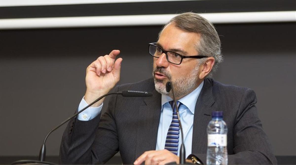 Marc Puig, presidente y consejero delegado del grupo de perfumería y moda Puig.