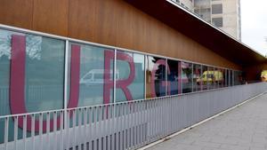 Imagen del área de Urgencias del Hospital Joan XXIII.