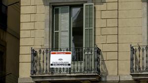 Piso en alquiler en Ciutat Vella, en Barcelona.