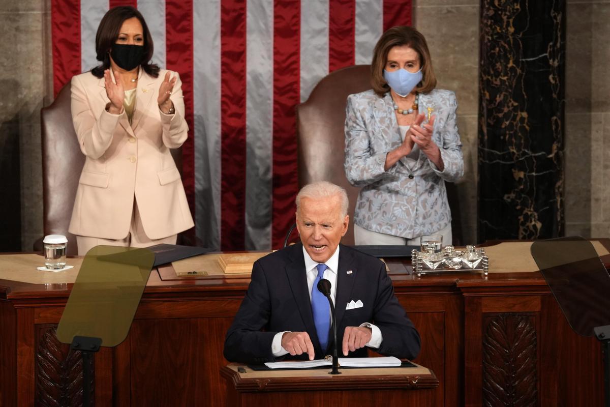 Biden abraça la socialdemocràcia